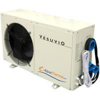 Pompes chaleur aqualux pour piscines jusqu 39 100 m3 for Chauffage piscine vesuvio